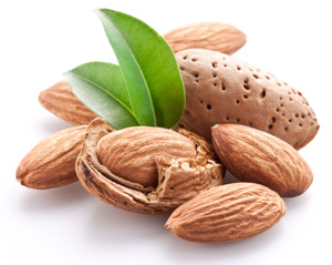Almonds improve your mood and energy