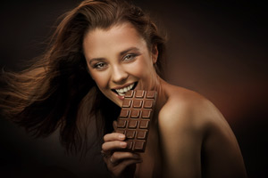 chocolate to keep your skin healthy