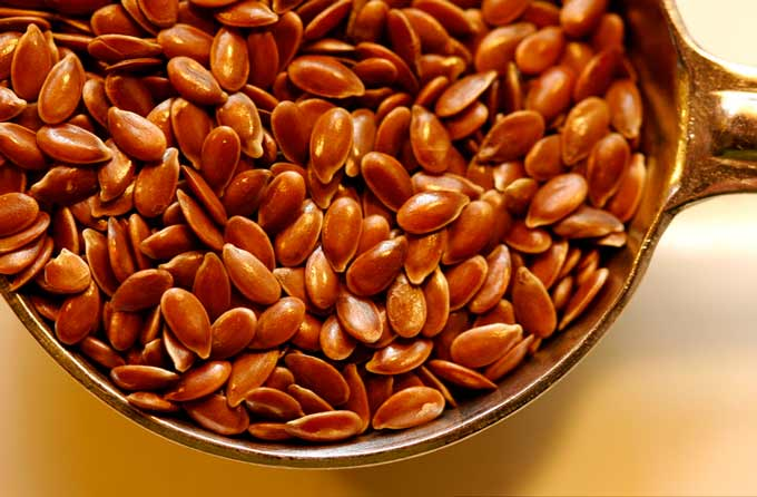flaxseed are good for detox