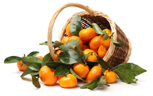 oranges improve your mood and energy