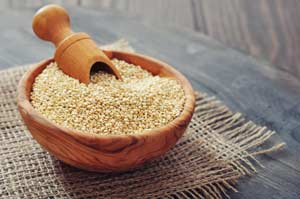 quinoa seeds help to improve memory