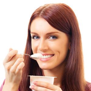 yoghurt to keep your skin healthy
